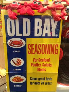 Walking and Talking: Iconic Old Bay Seasoning Turns 70, Doesn't Taste a Day over 35