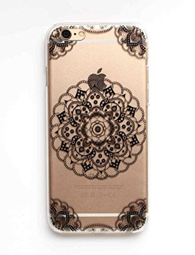 iPhone 6 Case -LUOLNH Henna Full Mandala Floral Dream Catcher Matte Hard Clear Case Cover for Apple iPhone 6 4.7 inch Screen-black LUOLNH http://www.amazon.com/dp/B00Z7TK5AO/ref=cm_sw_r_pi_dp_X5Wgwb1N6M250