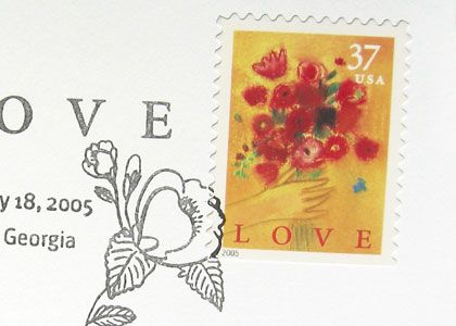 Image result for vivienne flesher stamp