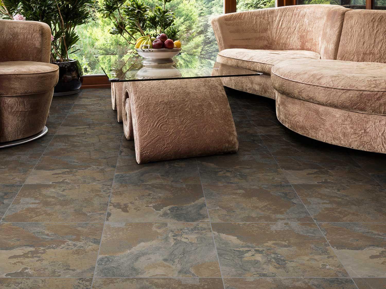 Kilimanjaro White River Matt Porcelain Floor Tile 350 X 350mm Ctm