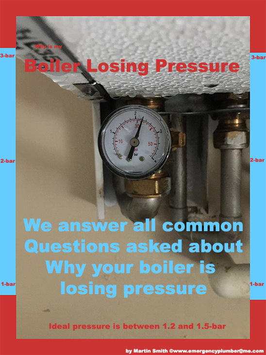 Here we have a picture of a typical water pressure cage where there ...