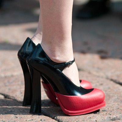 Milan Fashion Week S/S 2013: Street Style