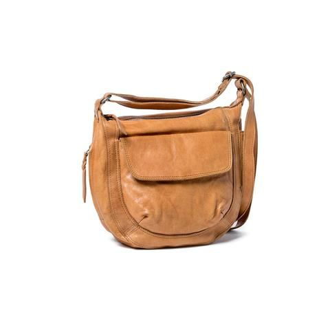 Rugged Hide Rh 636 Celia Cross Body Sling Leather Bag