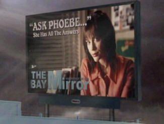 Ask Phoebe billboard