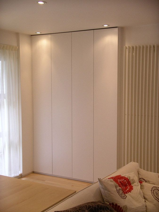 Contemporary Style Fitted By Peter Henderson Furniture Brighton Uk Bedroom Cupboard Designs Wall Cupboards Wardrobe Wall