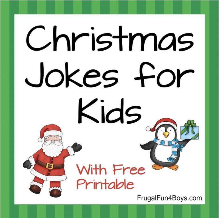 Hilarious Christmas Jokes For Kids Frugal Fun For Boys And Girls In 2020 Christmas Jokes For Kids Christmas Jokes Jokes For Kids