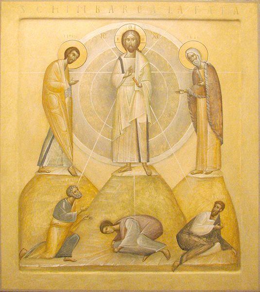 Transfiguration by Ioan Popa