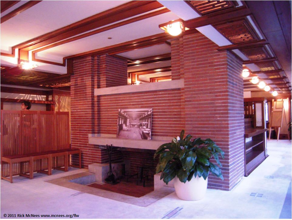 Frank Lloyd Wrightu0027s Frederick C. Robie House