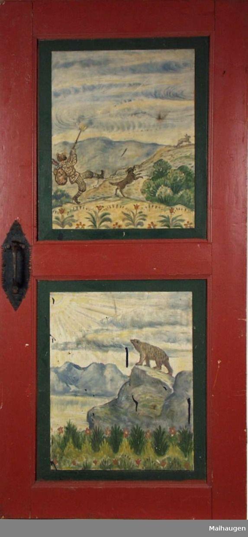 DigitaltMuseum - Dør