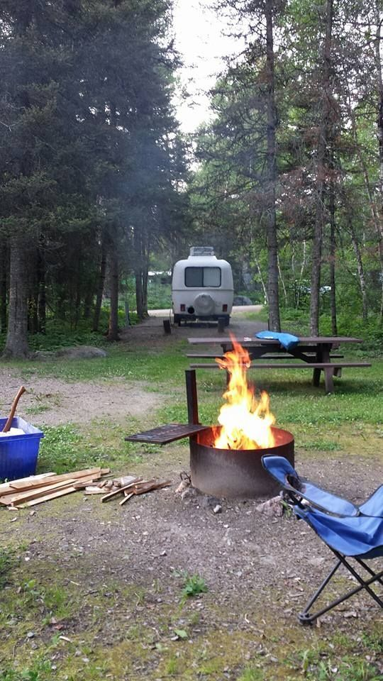 superior national forest south kawishiwi river campground ely mn