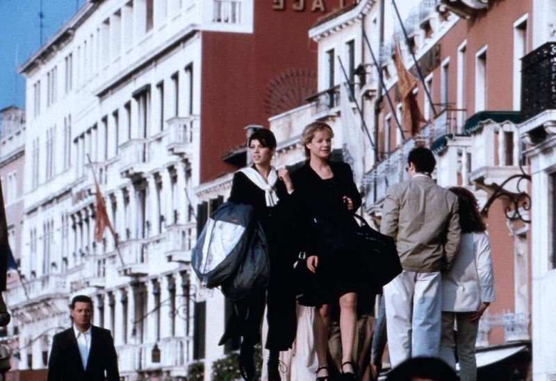 only you: marisa tomei and bonnie hunt