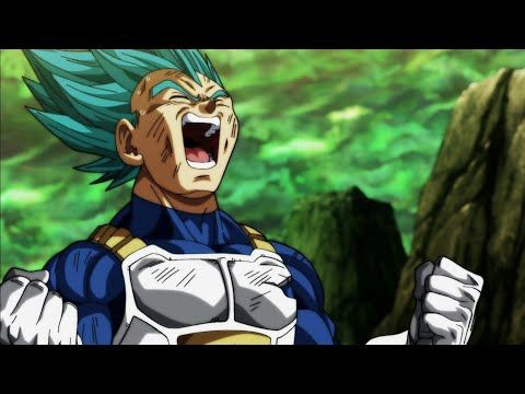 Vegeta's Strongest F...