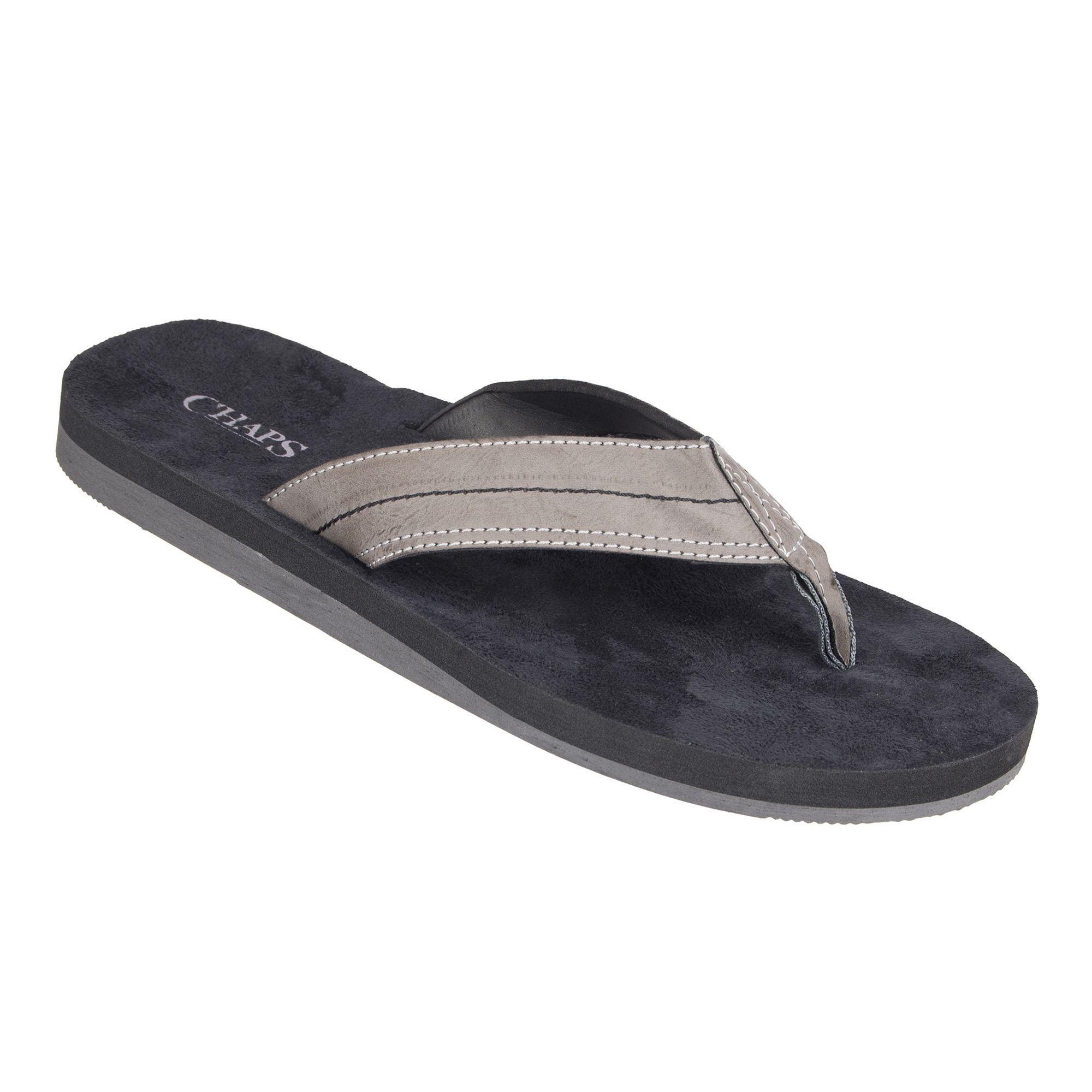 Men's Chaps Thong Sandals aVuPKRE