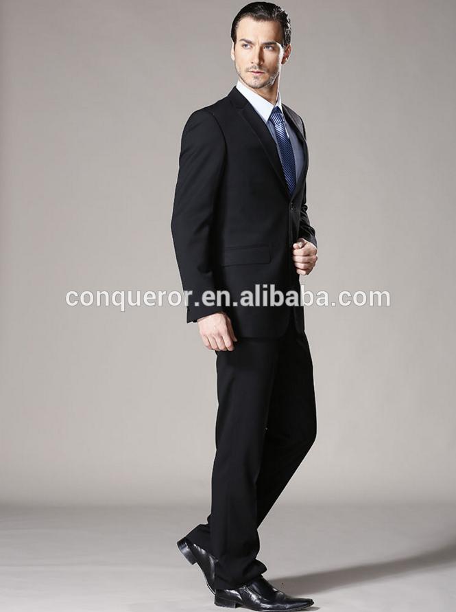Custom Latest Suit Styles Coat Pant Men Suit Office Uniform Design ...