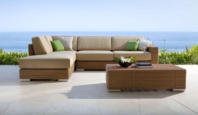 Los mejores materiales para los muebles de exterior | TERRAZA ...