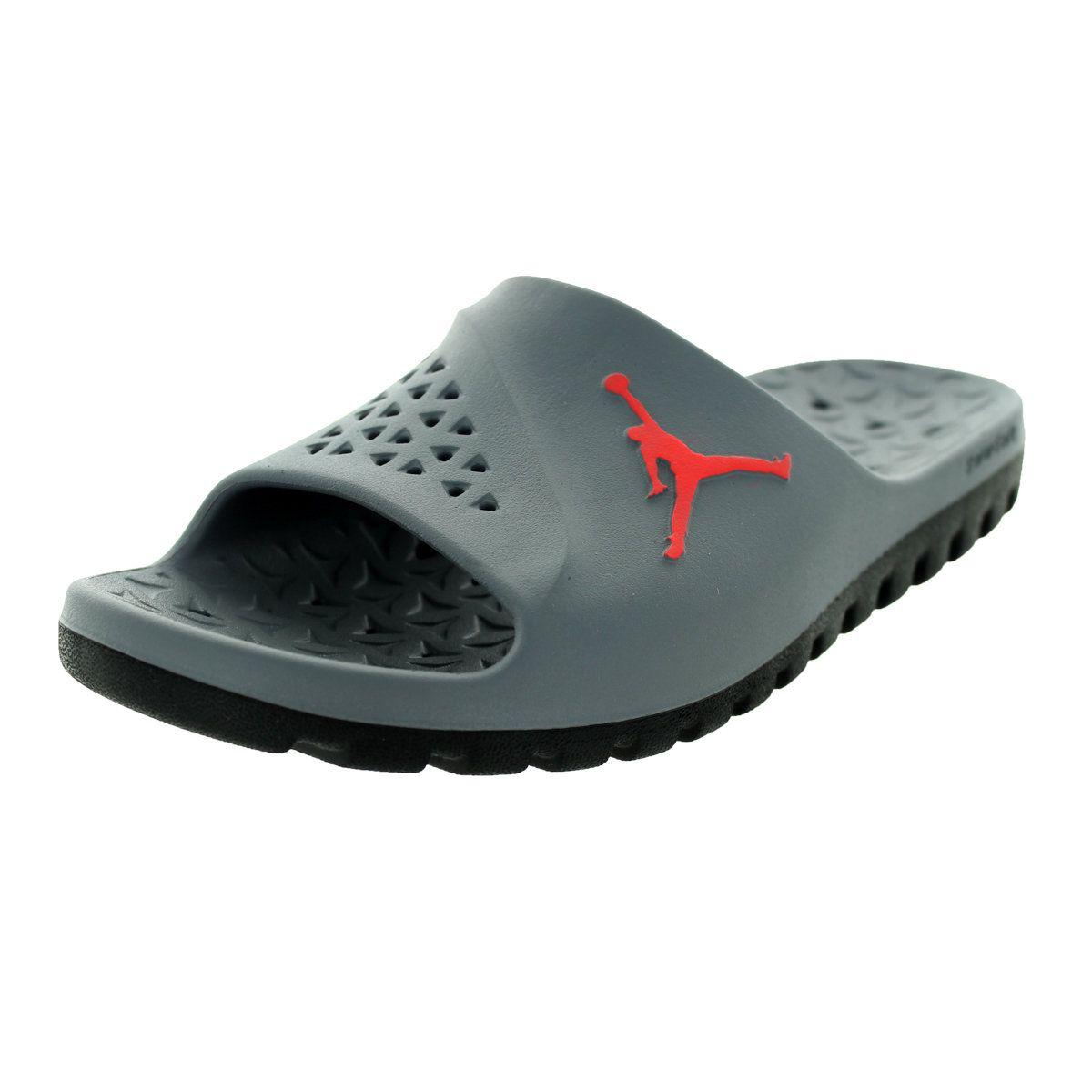 cd7139726d45 Nike Jordan Men s Jordan Super.Fly Team Synthetic Slide Sandals ...