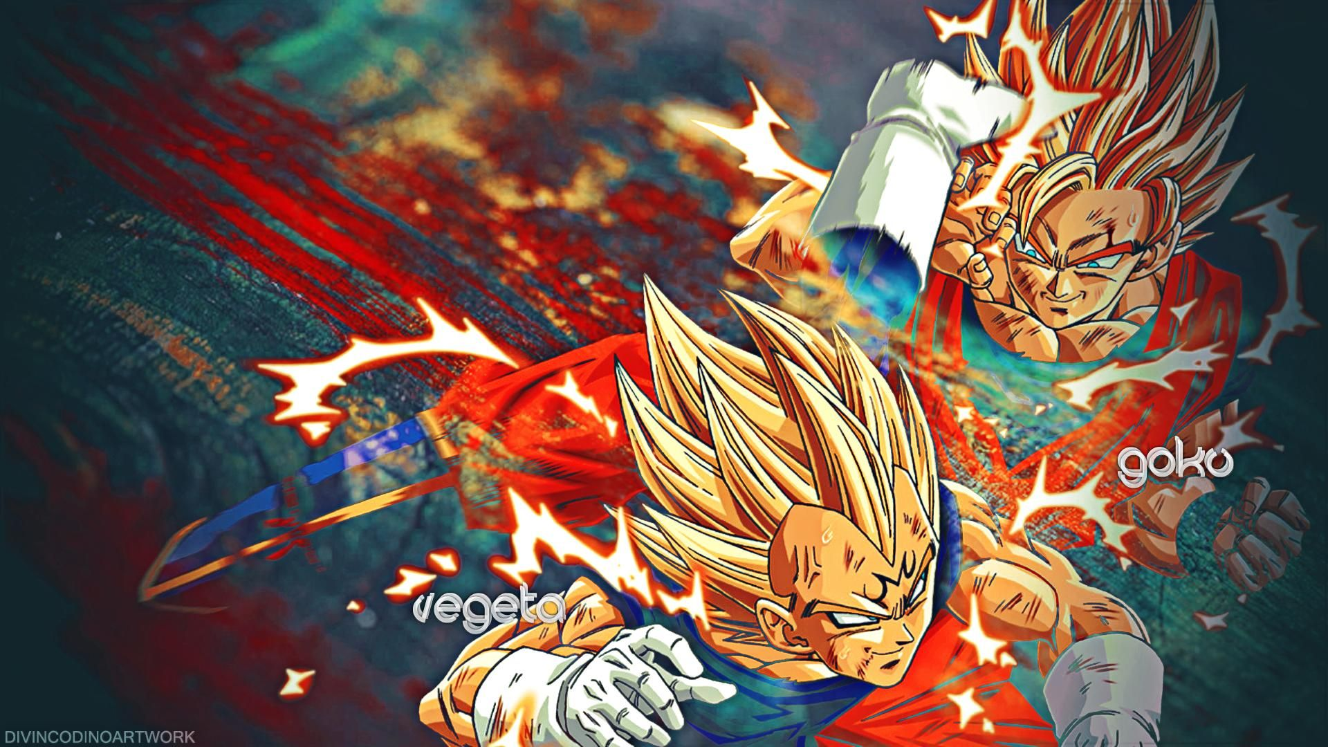 Dragon Ball Z Hd Wallpapers Wallpaper Cave Med Bilder