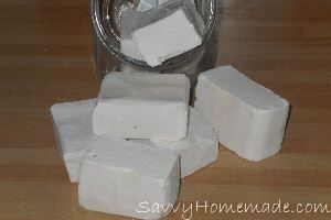 Homemade Lye soap is one of the great soap recipes; it's fantastic for people with sensitive skin and is an excellent cleanser for people suffering with acne.