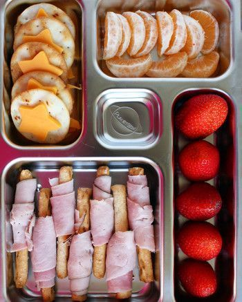 12 Super-Cool Kids' Bento-Box Lunches You Can Actually Make images