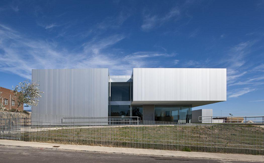 Javier garcia solera edificio industrial fempa en alicante - Diseno industrial alicante ...
