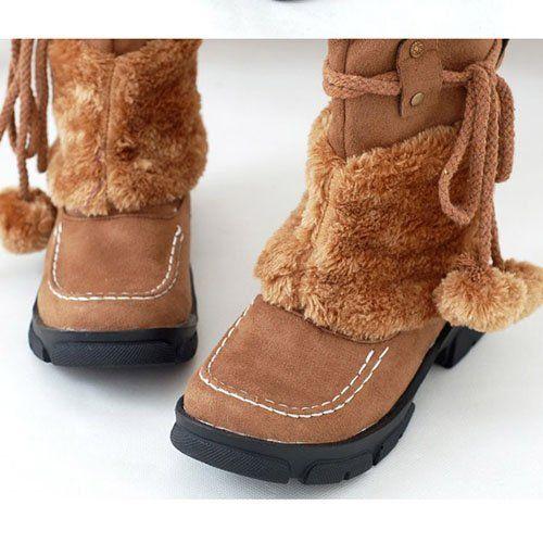 Boots, Snow boots women