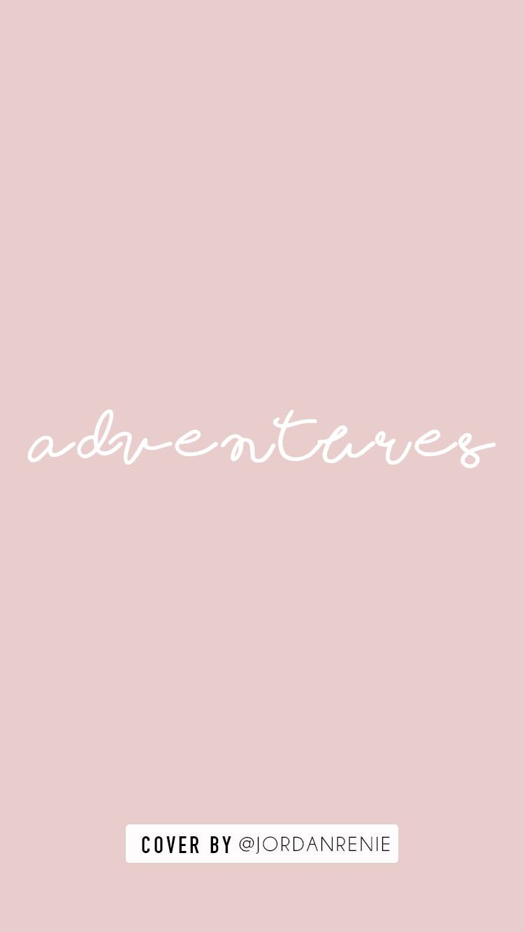 INSTAGRAM STORY COVER - ADVENTURES