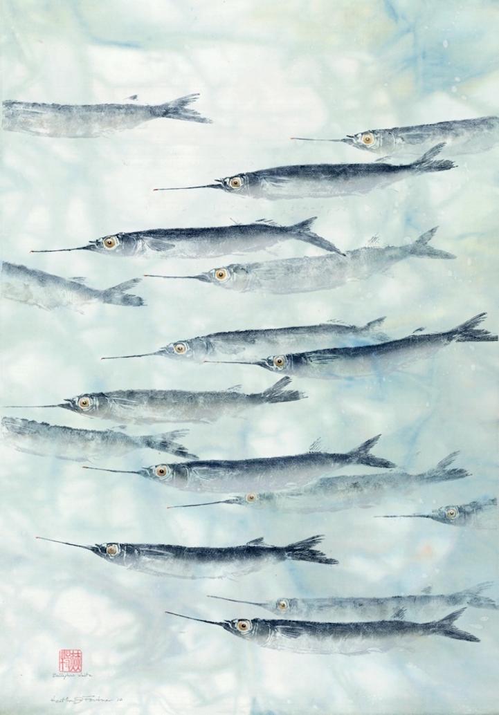 Gyotaku: The Traditional Japanese Art of Painting