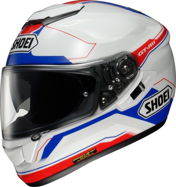 Shoei GT-Air Journey TC-2.  Info: http://www.shoei-europe.com/it/products/GT-AIR/