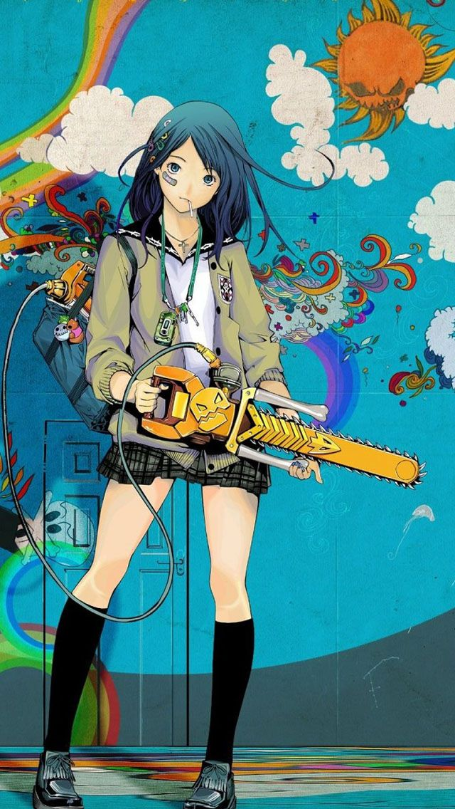 Live Wallpaper Anime Iphone X