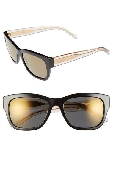 59b5338a7f1f Burberry+54mm+Sunglasses+available+at+ Nordstrom