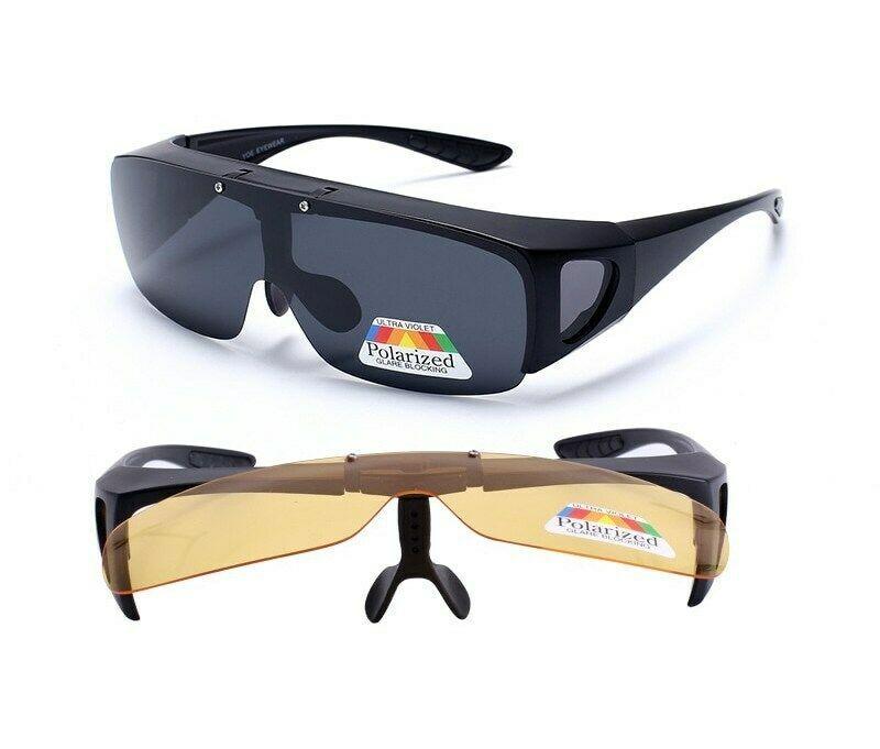 e7b555bd98b Retro Fashion Men Oversized Flip Up Sunglasses Driving Plastic Frame  Polarized  RetroFashionChina  Square