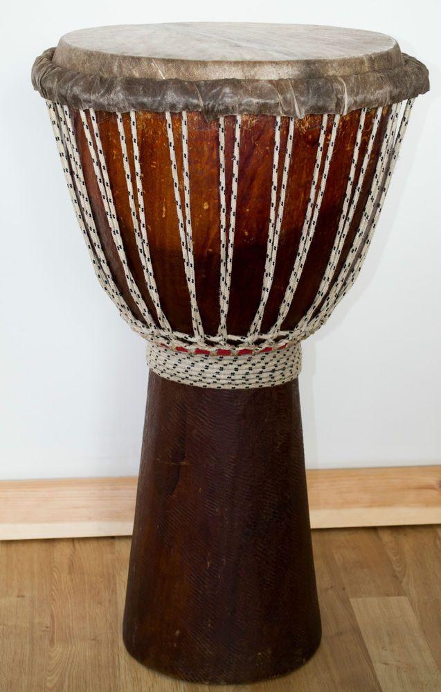 African Drum Djambe African Drum African Decor Drums