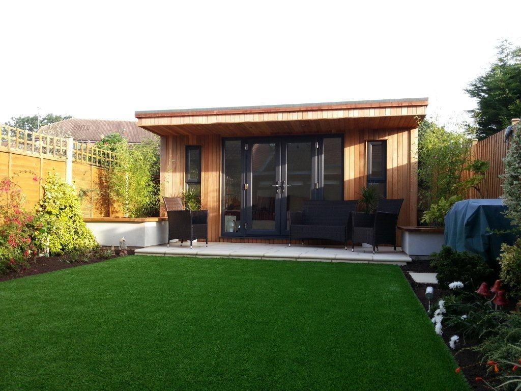 6m x 4m Canopy Garden Room Oecojpg 1024768 Garden Office