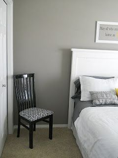 Fashion Gray  from Home Depot s BEHR brand   Master bedroom      Fashion Gray  from Home Depot s BEHR brand