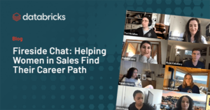 Establishing Your Career Path Lessons Brought To You By Databricks Women In Sales Career Path Lesson Career