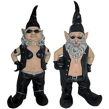 Captivating Obscene Garden Ornaments   Google Search | Naughty Gnomes And Garden Art |  Pinterest | Gnomes, Garden Sculptures And Biker Gnomes