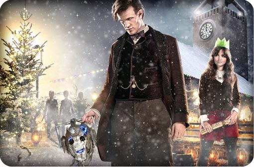 The Time of The Doctor - Happy Christmas!