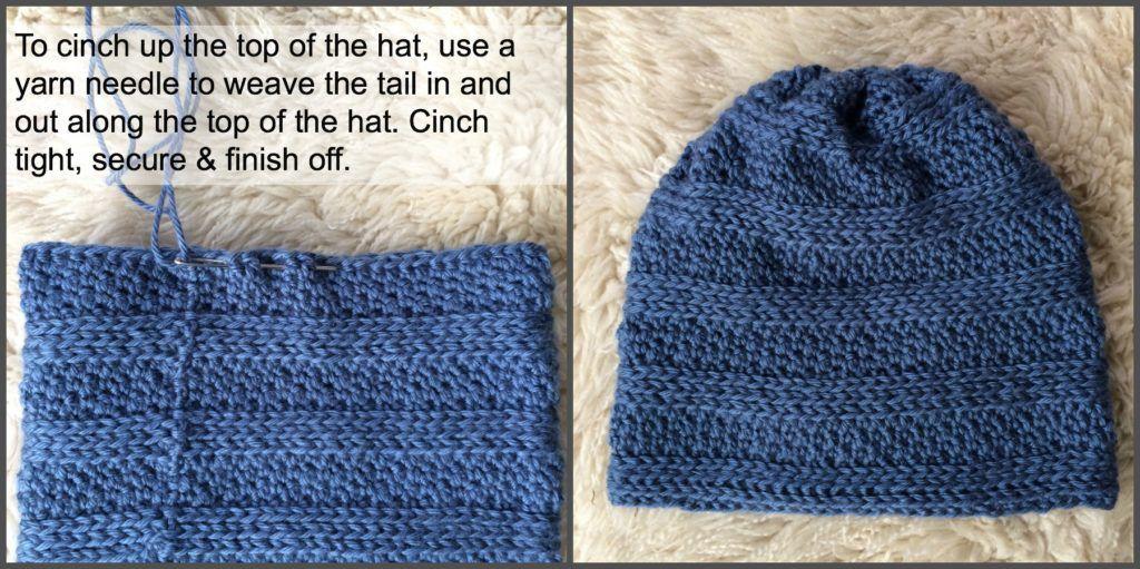 Crochet Hat Pattern | 1. Crochet | Pinterest