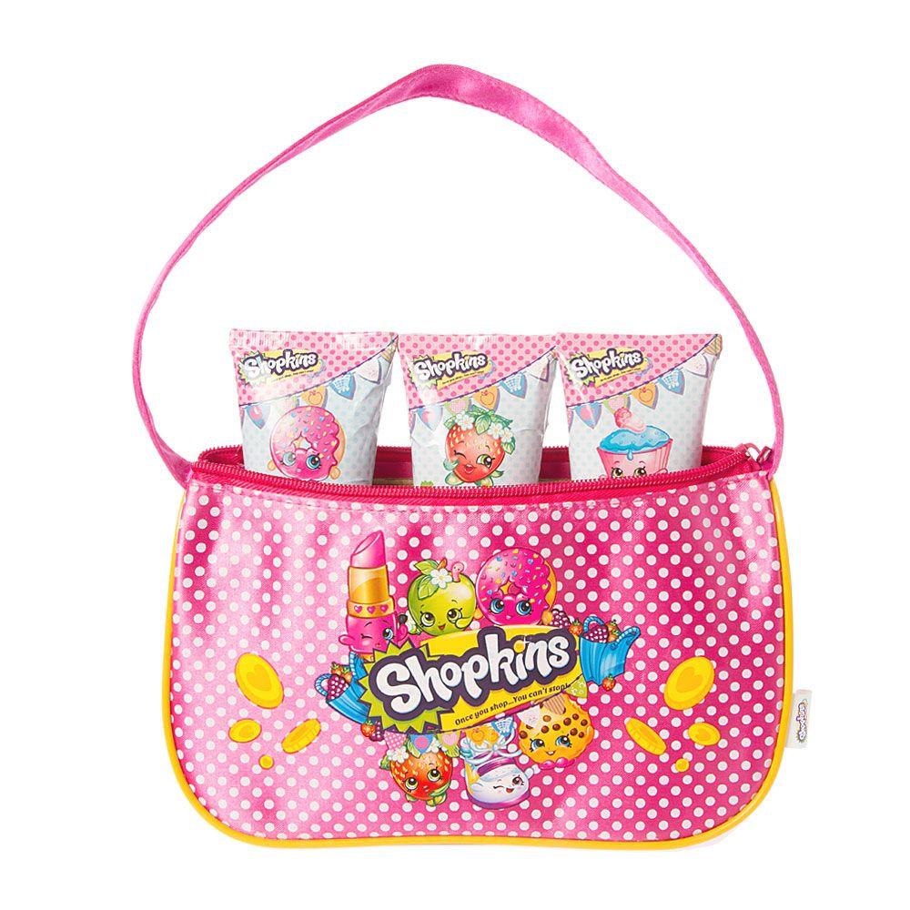 Shopkins Bath Tote Set Claires Shopkins Pinterest - Travel bag for bathroom items for bathroom decor ideas