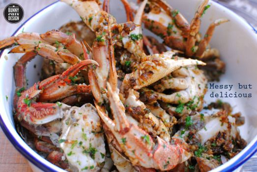 A Kilo Pot Of Nelson Chilli Paddle Crab Salt Garlic Chilli And Parsley The Crab Shack Wellington New Zealand Crab Shack Eat Food