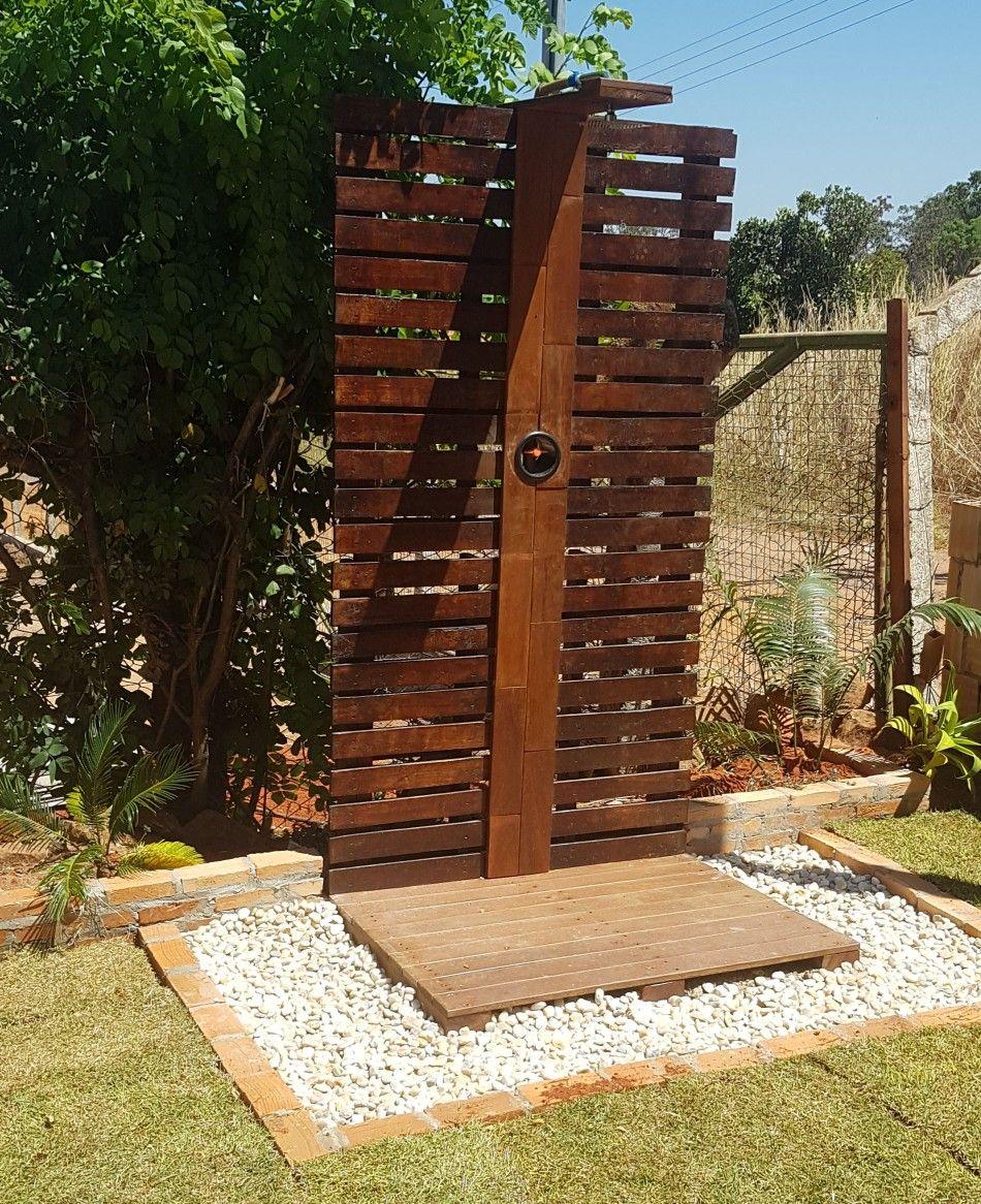 Platos De Ducha De Obra Para El Jardin 63 Imagenes Regaderas De Jardin Ducha De Piscina Ducha De Jardin