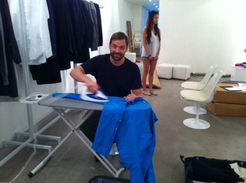 Patrick Grant. Hot and handsome.