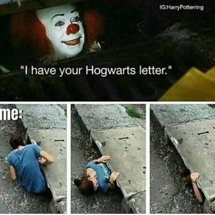 Harry Potter Memes - You're Watching Disney Channel!!