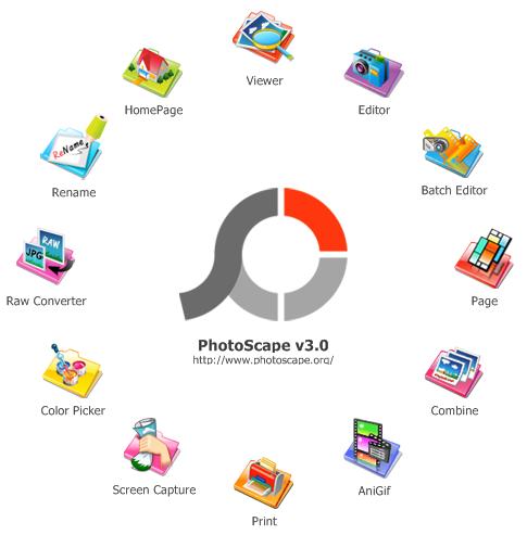 Photoscape Un Impresionante Programa Para Editar Fotos Y Hacer Collages Blog D Programa Para Hacer Collage Hacer Collage De Fotos Programa Para Editar Fotos