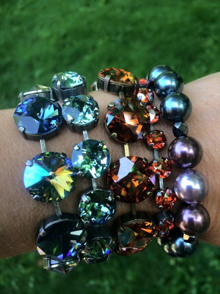 The Sabika Jewelry 2015 Winter collection colors are vibrant and on trend. On sale, August 1. Michelle 765.479.1028