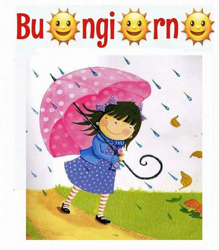 frasi buongiorno con la pioggia