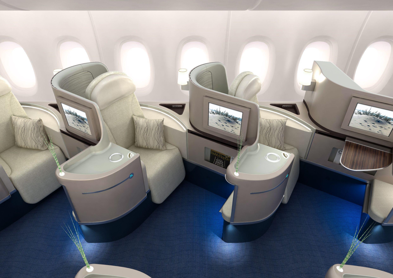Airbus Seats Desain interior Airbus design Pinterest