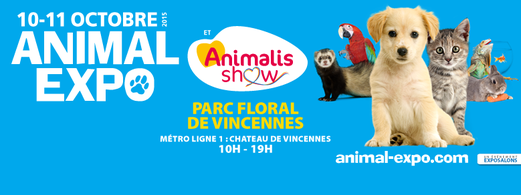 (FR) Animal Expo - 10/11 Oct. 15 - DFM Mousery