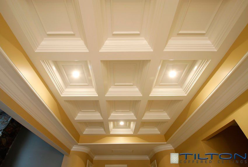 Box Beam Systems Coffered Ceiling Design Ceiling Design Home Ceiling