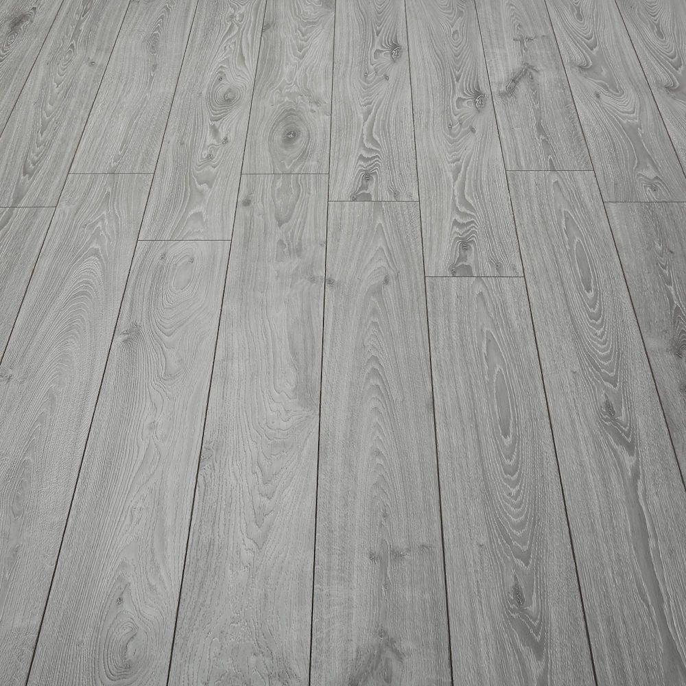 Timeless Oak Grey Laminate Flooring